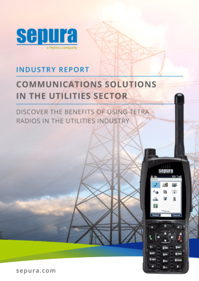 Communications Solutions In The Utilities Sector